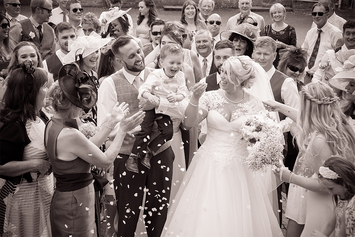 How Caple Court Wedding Photographer