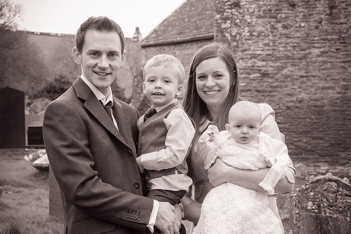 Monmouth Christening Photography