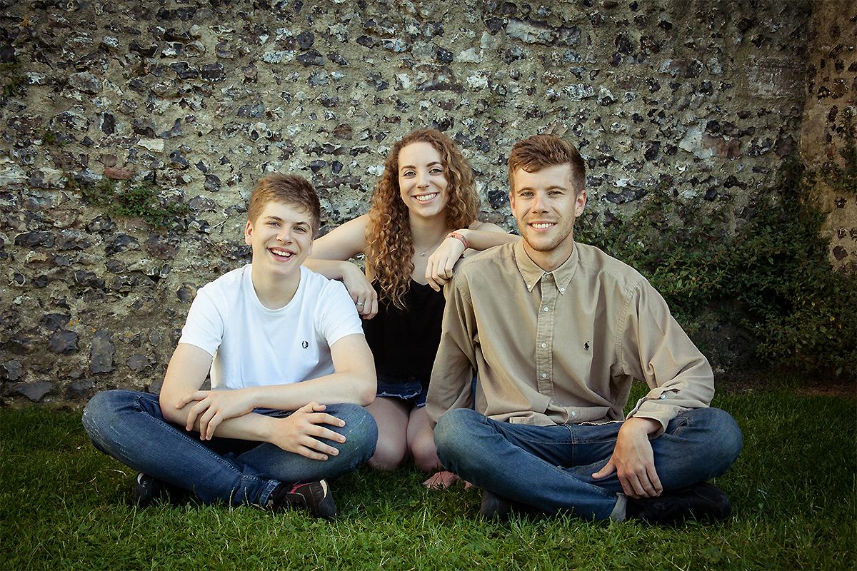 Teenage Portrait Photographer Gloucester