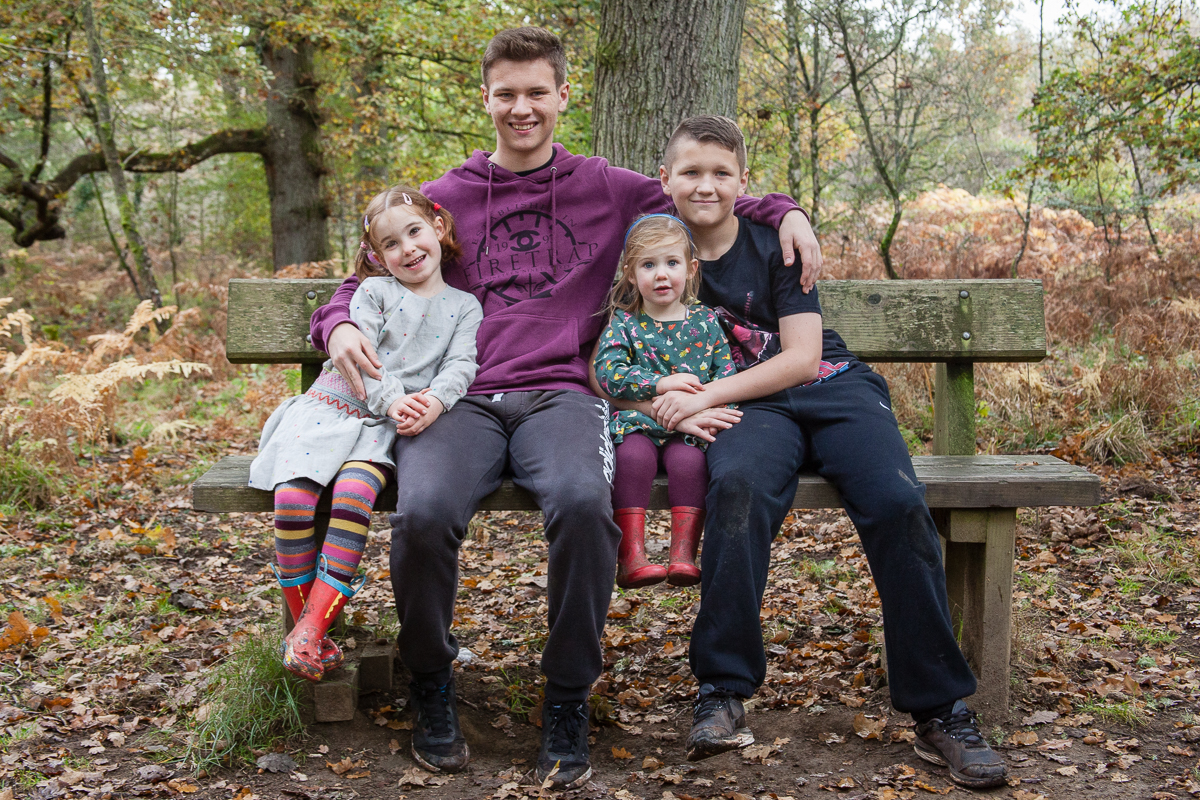 Family Photography Forest of Dean