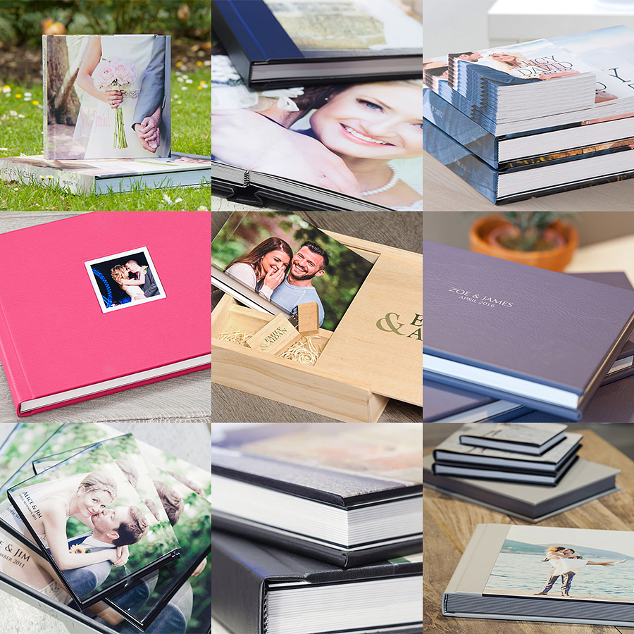 Albums & Storybooks