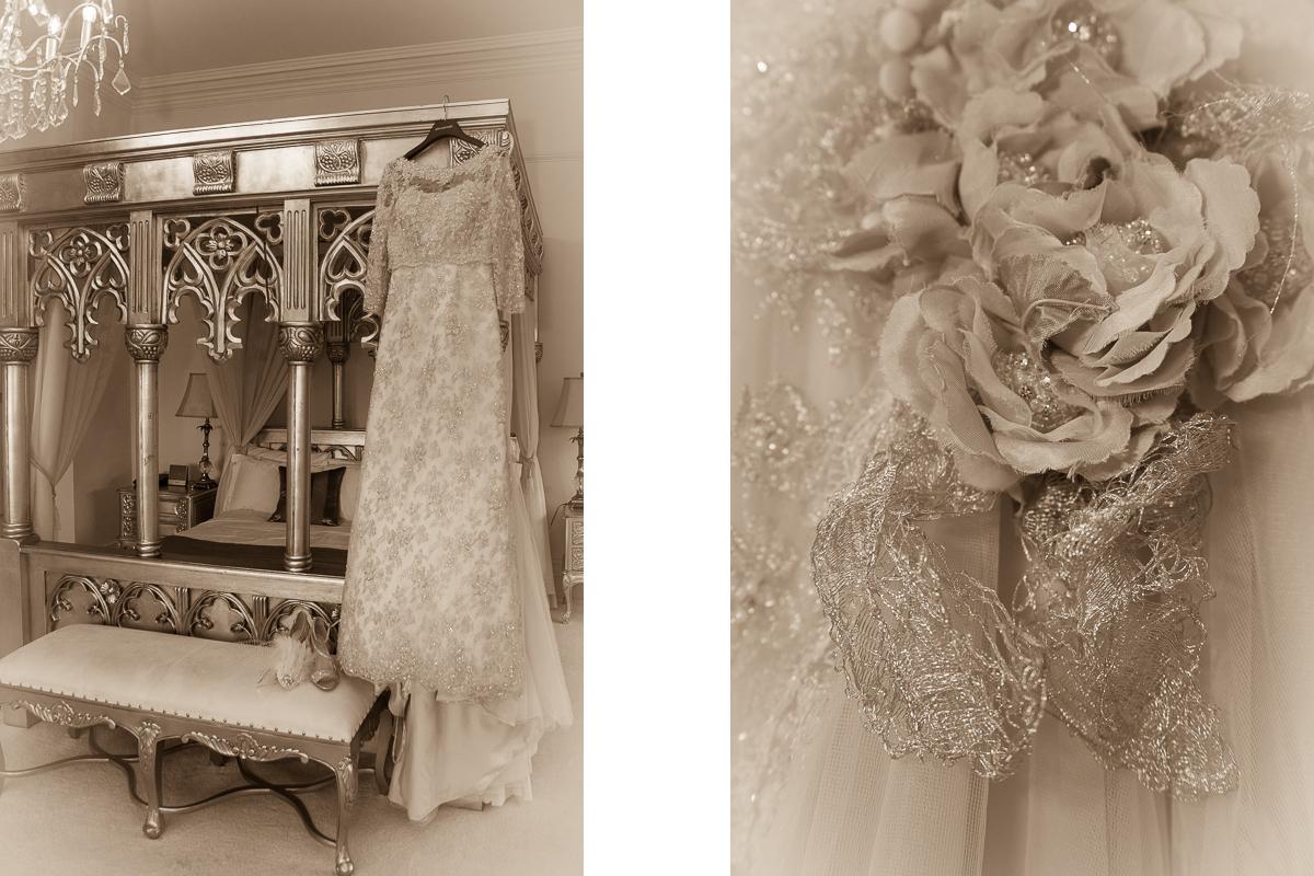 Bridal Photography at Manor by the Lake