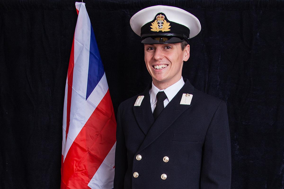 Naval Graduation Photography