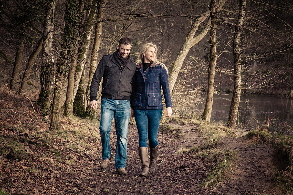 Forest of Dean Pre-Wedding Photography