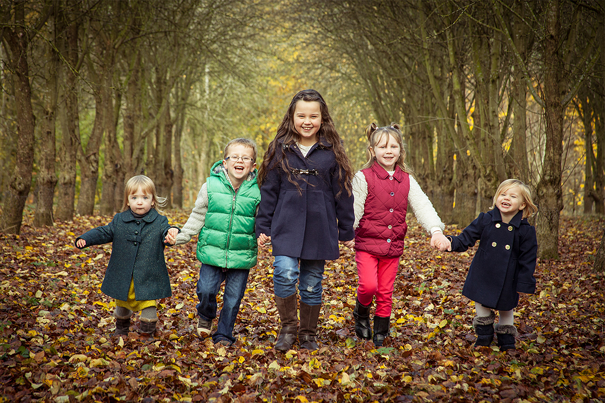 Family Photographer Ross on Wye