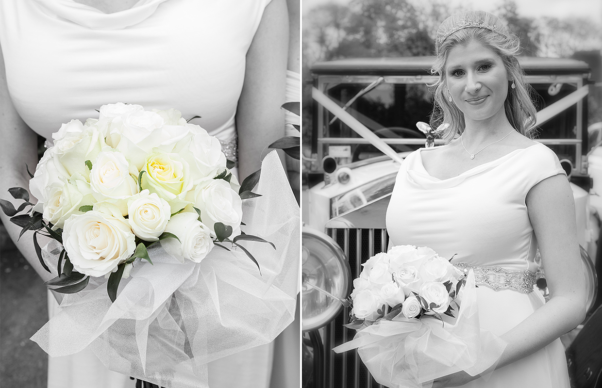 Weybridge Registry Office Wedding