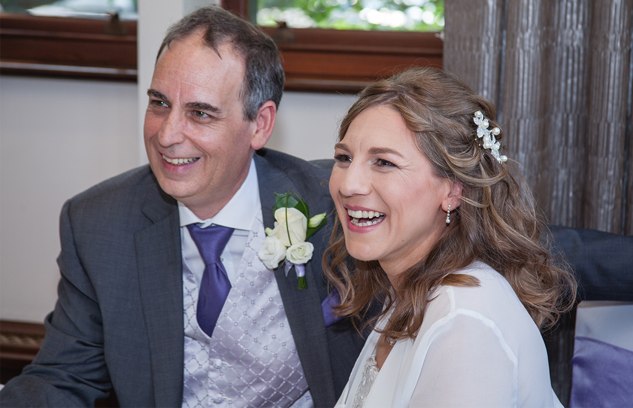 Civil Ceremony, Weybridge Registrar
