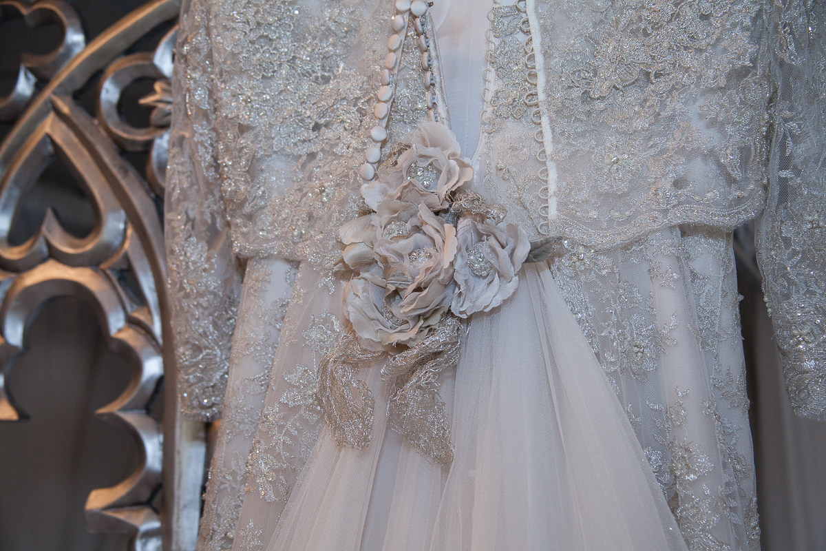 Ian Stuart Bridal Gown