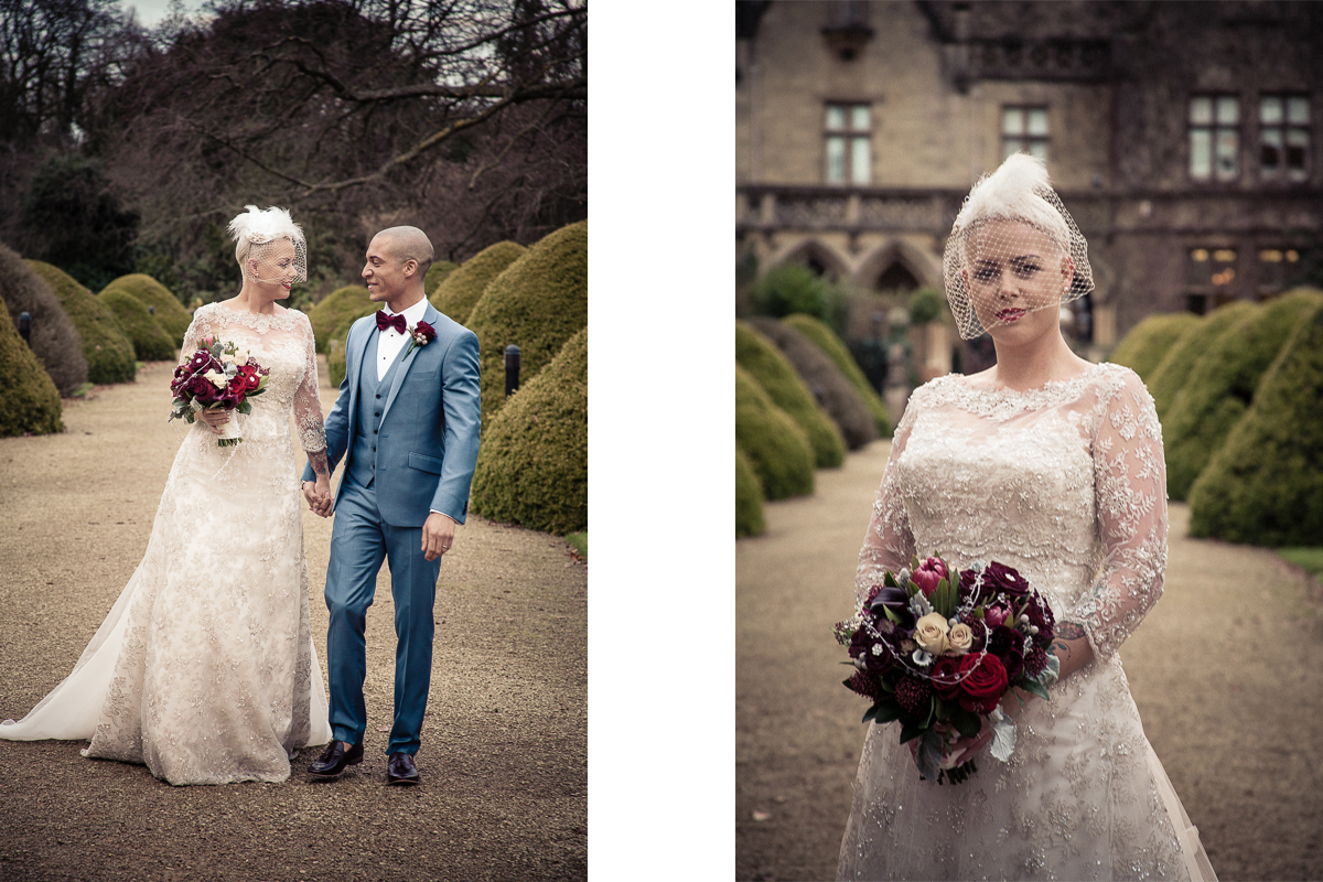 Wedding Photography Manor by the Lake Cheltenham