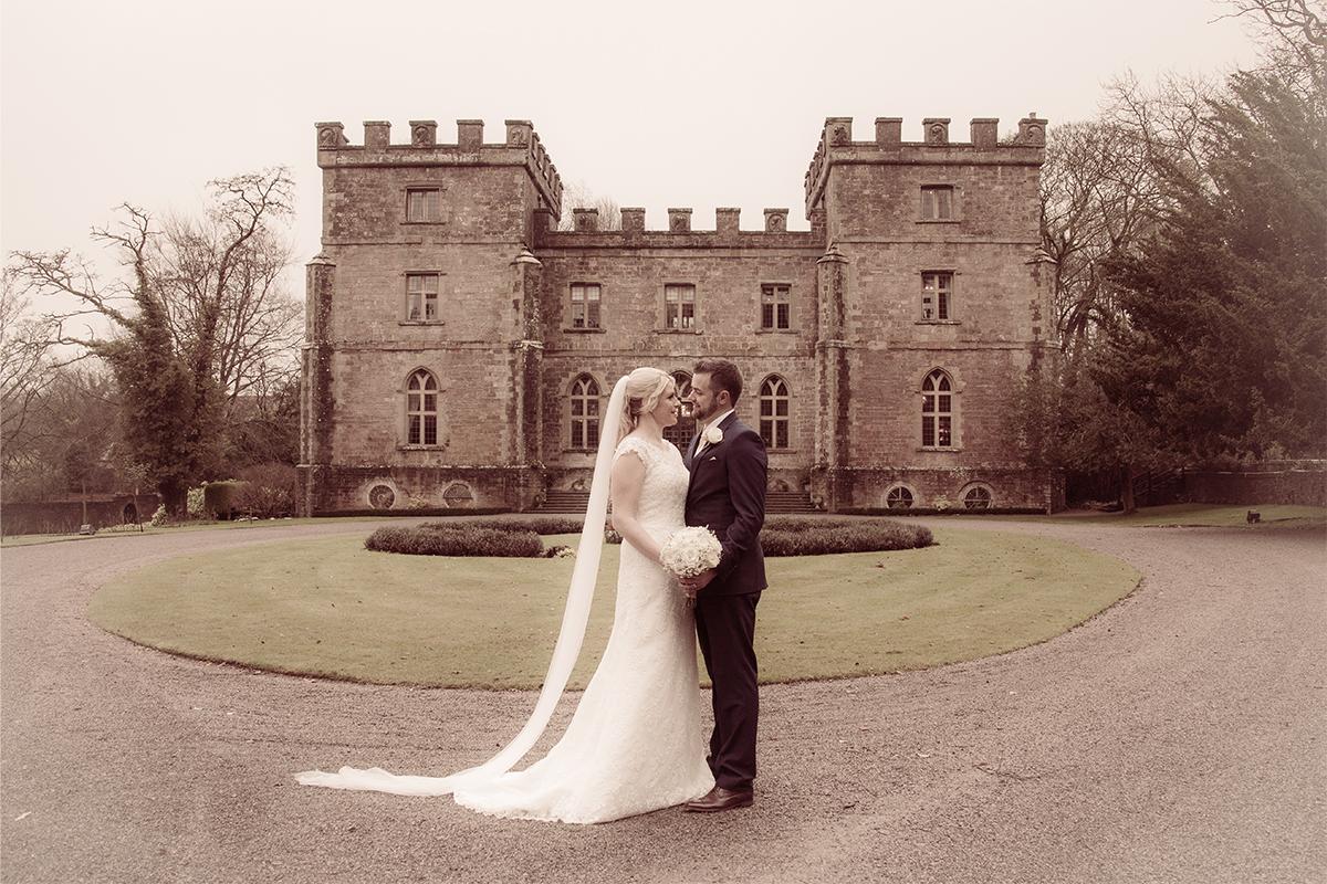 Clear well Castle Wedding Photographer