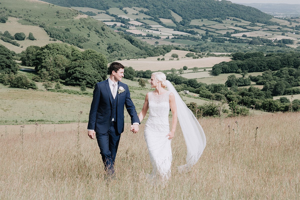 Abergavenny Wedding Photographer