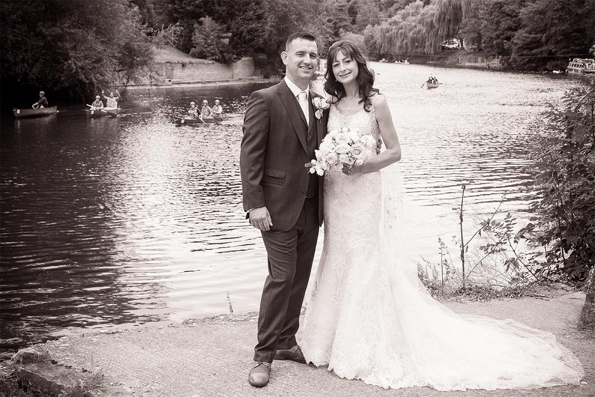 Ross on Wye Wedding Photographer