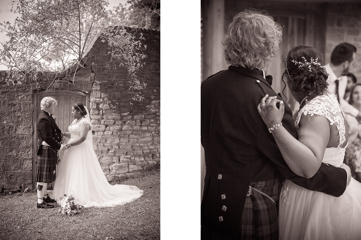 St Tewdrics Wedding Photographer