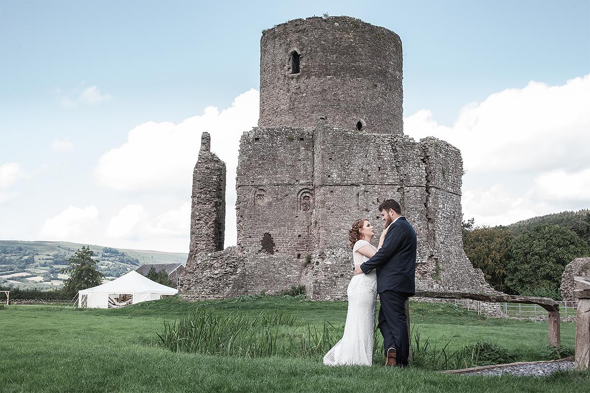 Tretower Court Wedding Photographer