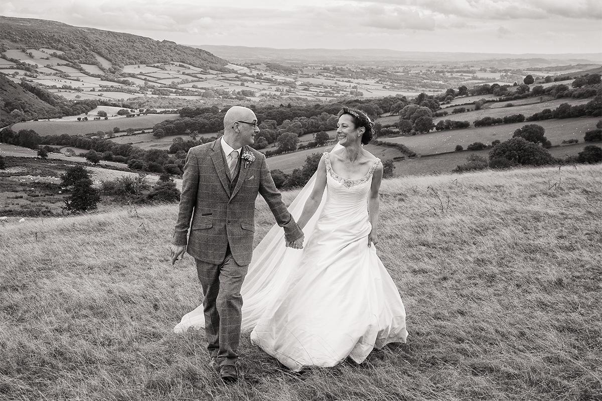 Abergavenny Wedding Photographer