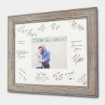 Wedding Signing Frame